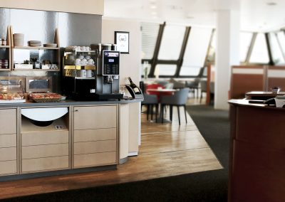 Priority Wings Lounge Berlin Tegel